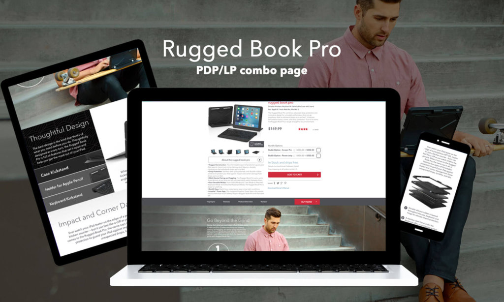 Rugged Book Pro